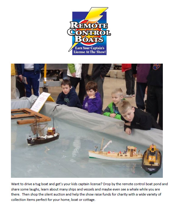 Boat Show | Special Attractions